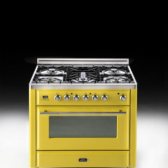 ILVE Appliances Introduces New RAL Custom Color Program for Ranges and Hoods. (PRNewsFoto/ILVE)